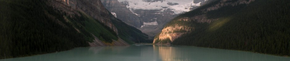 Lake Louise, Banff National Park, Canada, 2010 taken by Martha Wiggins