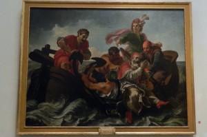 Taken in the Vatican Museum by Martha McDuff Wiggins, 2012